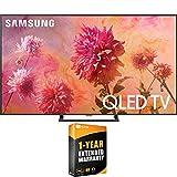 Samsung QN75Q9FNA 75in Q9FN QLED Smart 4K UHD TV (2018 Model) - (Renewed)
