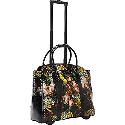 "Cabrelli Rachel Rose 15"" Laptop Bag on Wheels from Cabrelli"