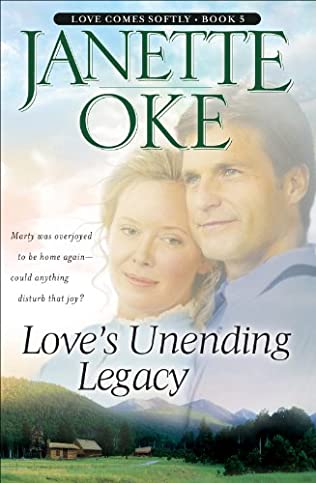book cover of Love\'s Unending Legacy