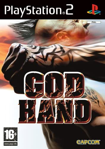 God Hand (PS2): Amazon.co.uk: PC & Video Games