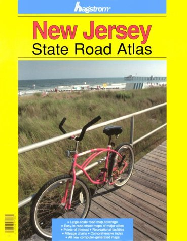 State Road Atlas for New Jersey, used for sale  Delivered anywhere in USA