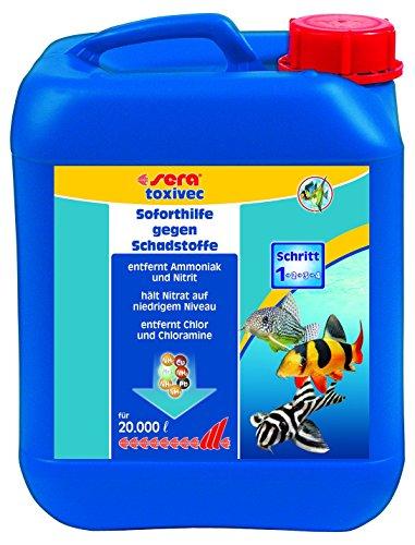 sera Toxivec 5, 000 ml, 1.3 US gallon Aquarium - Us 1.3 Gallons