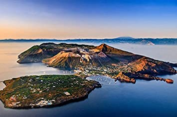 Amazon|イタリアシチリア島とエ...