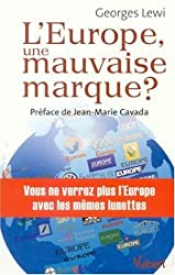 L'Europe, une mauvaise marque ?