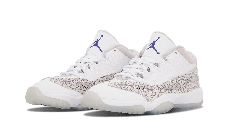 Air Jordan 11 Retro Low Bg (gs) 'Cobalt' - 768873-102 - Size 4 - Us Size MnrK5ovRq