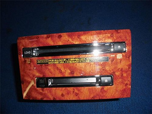 トヨタ 純正 クラウン S180系 《 GRS181 》 チェンジャー P10100-18005331 B07CBJR93Z