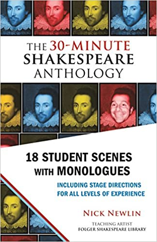 All the World's a Stage: An Anthology of Shakespearean Speeches ebook rar