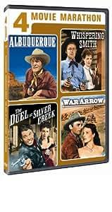 4 Movie Marathon Classic Westerns Albuquerque