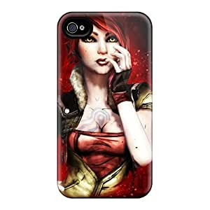 Premium Protection Lilith Case Cover For Iphone 4/4s- Retail Packaging