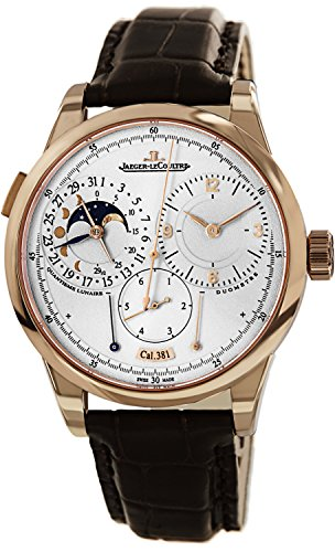 Jaeger-LeCoultre Duometre Chronograph Rose Gold Watch 6042521