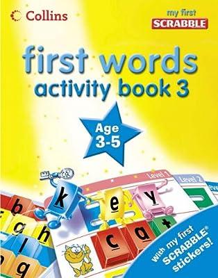 First Words – Activity Book 3 (My First Scrabble S.): Amazon.es: David, James: Libros en idiomas extranjeros