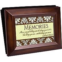 "Memories Wooden Flip Photo Frame Album - Holds 50 Standard-Sized 4""x6"" Photos"