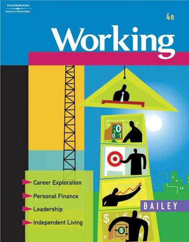 Working (Job Interview)