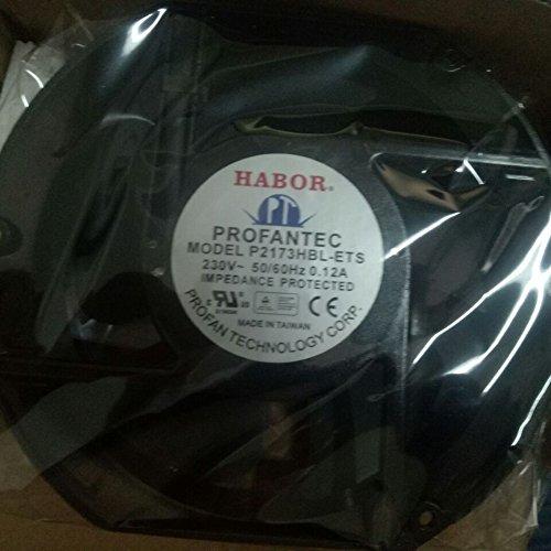 P2173HBL-ETS AC220V17238 AXIAL FLOW FAN cooling fan 3 month warranty