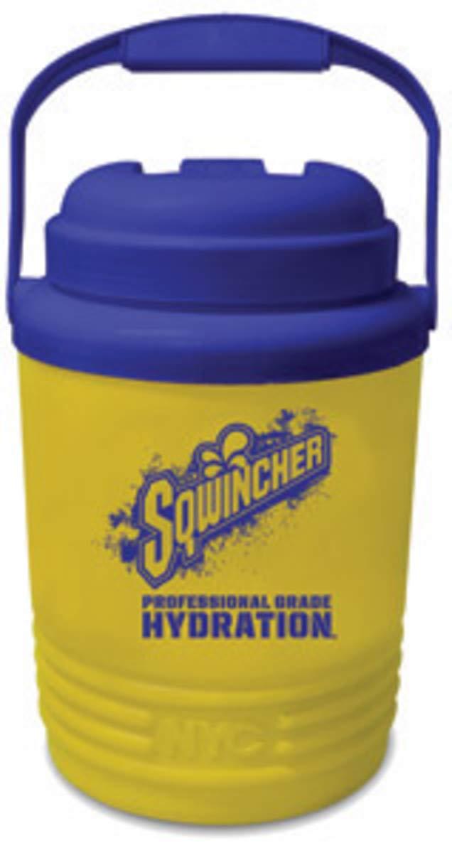 Sqwincher 24 Ounce Clear Polar Insulated Bottle