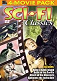 Sci-Fi Classics: King of Kong Island/Bride of the Gorilla/Attack of the Monsters/Gammera the Invinc