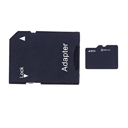 Asiright - Tarjeta TF + adaptador de tarjeta SD + mini ...