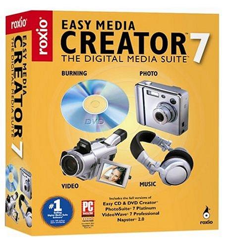 Roxio Easy Media Creator 7 [OLD VERSION]
