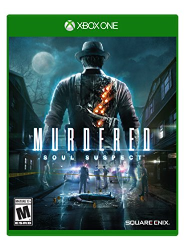 Murdered: Soul Suspect Xbox One 91451