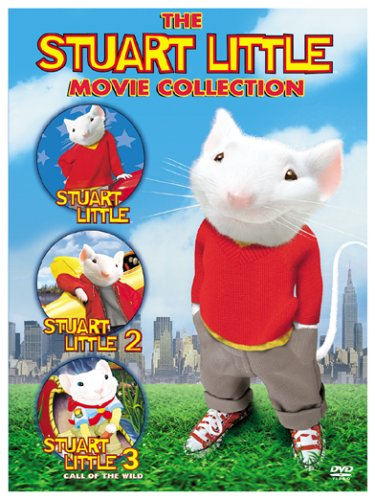 DVD : Stuart Little Movie Collection