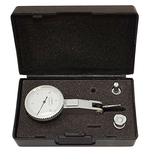 """Test Dial Indicator 0005/"""" Reading Dial 0-15-0"""
