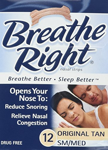 Breathe Right Nasal Strips Medium product image