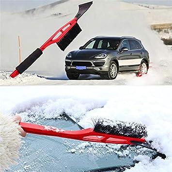 Snow Brush Car Car Snow Brush Snow Broom Random Color Cleaning Tools