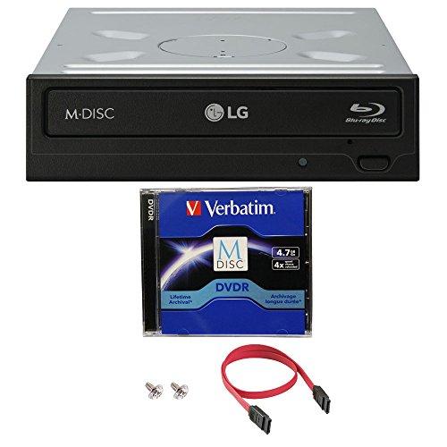 LG WH14NS40 16X Blu-ray BDXL DVD CD