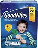 GoodNites Bedtime Underwear Boys S-M - 31 CT