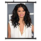 Rocsi Diaz Celebrity Wall Scroll Poster (16x23) Inches