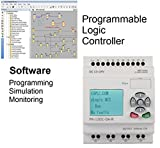 PLC Programmable Logic Controller w Software Learn Automation, 8DC input, 4Relay Output