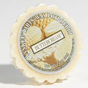 Buttercream - 24 Wrapped Tarts Wax Potpourri