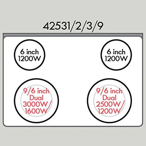 Kenmore 42531 4.6 cu. ft. Self Slide-in Range Black, includes delivery