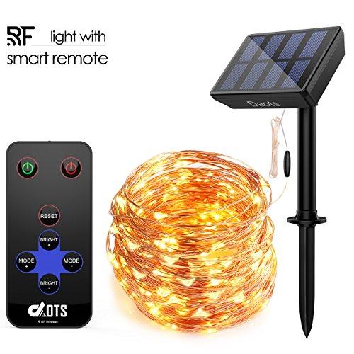 Solar Powered Garden Lights Copper in US - 4