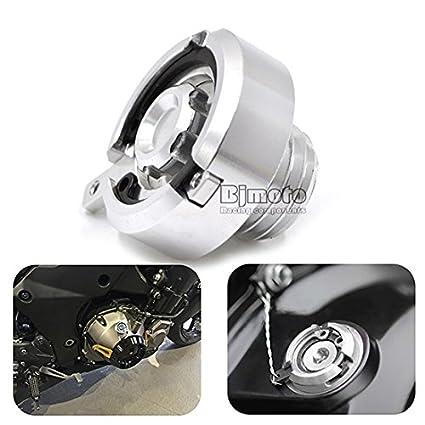 Tapa para el aceite del motor de motocicletas Yamaha y ...