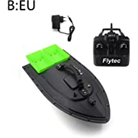 Ferngesteuertes Boot Fernsteuerungs-intelligentes Fischköder-Boot High Speed Electric Racing Boot Digitale Automatische Frequenzmodulation-Funkfernsteuerungs-Spielwaren-Boot Starke Ausdauer.