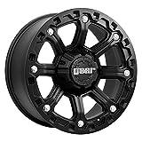 Gear Alloy 718B BLACKJACK Black Wheel (16x8