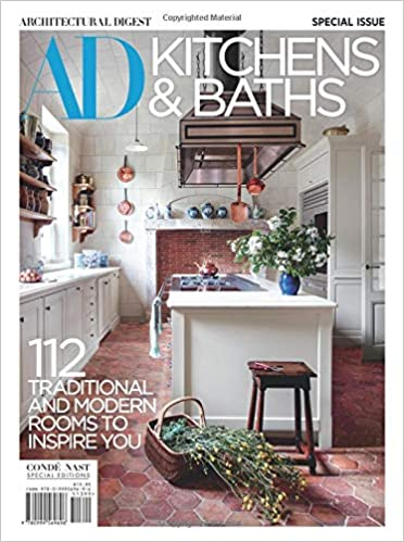 Architectural Digest: Kitchens & Baths: Architectural Digest ...