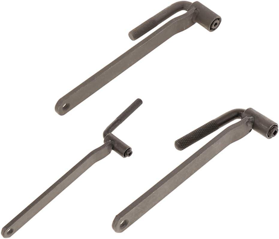 Baosity Universal Motorcycle Engine Valve adjustment tool valve screw wrench 8mm// 9mm// 10mm sleeve spanner