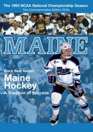 Maine Hockey: 93 NCAA Champ
