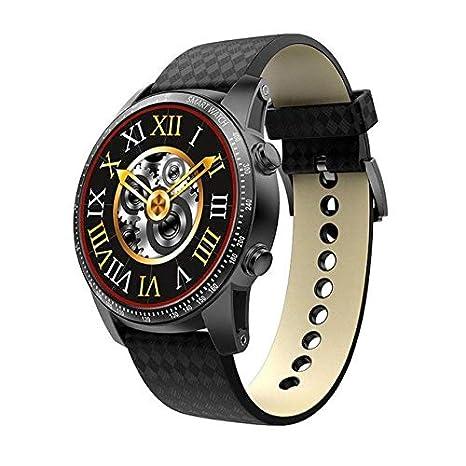Amazon.com: XuBa Bluetooth Wrist Smart Watch KW99 3G ...