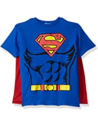 Justice League Child's Superman 100% Cotton T-Shirt - Small