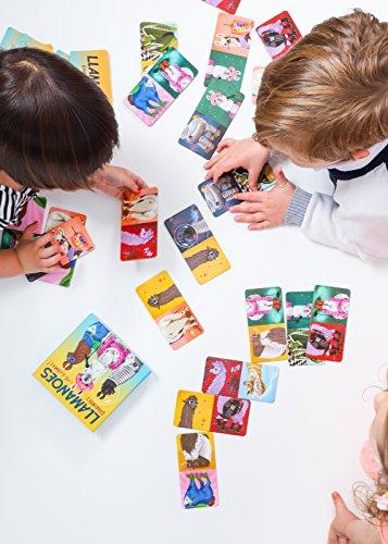 Llamanoes (Board Games for Children, Dominoes Game, Llama Game) - http://coolthings.us