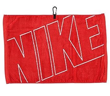 Nike Graphic Toalla de Golf, Hombre, Naranja (MAX Orange/White), Talla Única: Amazon.es: Deportes y aire libre