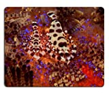 Crustaceans Carid Shrimps Commensal Fire Urchin Sea Mouse Pads Customized Made to Order Support Ready 9 7/8 Inch (250mm) X 7 7/8 Inch (200mm) X 1/16 Inch (2mm) High Quality Eco Friendly Cloth with Neoprene Rubber Lux Mouse Pad Desktop Mousepad Laptop Mousepads Comfortable Computer Mouse Mat Cute Gaming Mouse_pad offers