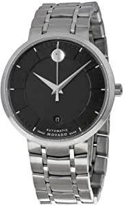 Movado Casual Watch For Men Analog Stainless Steel - 0606914