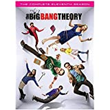 New The Big Bang Theory, Season 11 (DVD, 2- Disc Set)