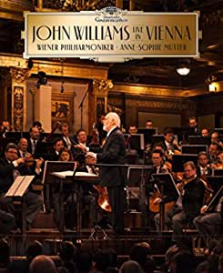 John Williams In Vienna [CD/Blu-Ray Deluxe Edition]