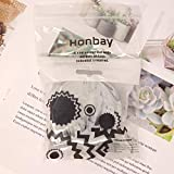 Honbay Fashion Marble Contact Lens Case Portable