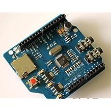 VS1053 module MP3 VS1053 development board with the power amplifier decoding board for arduino uno